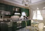 Как красиво обустроить кухню?