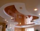 Виды подвесных потолков из гипсокартона