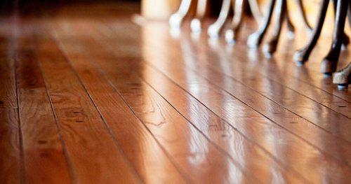 Лакировка деревянного пола своими руками