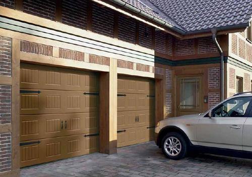 Секционные гаражные ворота алютех отзывы