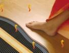 Как укладывать инфракрасный теплый пол под ламинат