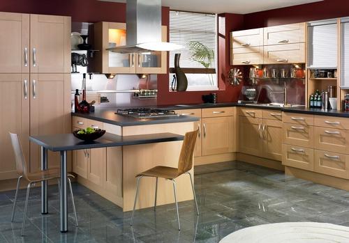Как обустроить кухню своими руками