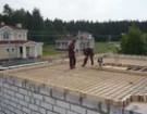 Перекрытия для дома из газобетона