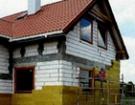 Чем утеплять дом из газобетона
