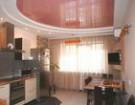 Двухуровневые потолки на кухне из гипсокартона