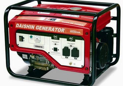 Бытовые электрогенераторы бензиновые