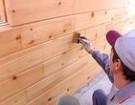 Чем обработать деревянную вагонку?