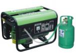Электрогенераторы на природном газе