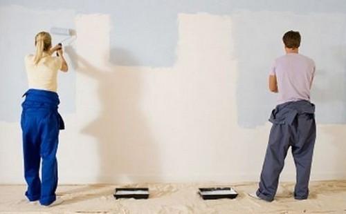Состав грунтовки для стен
