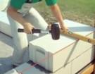 Технология строительства дома из газобетона
